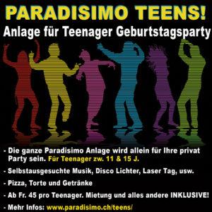 Paradisimo Teens!